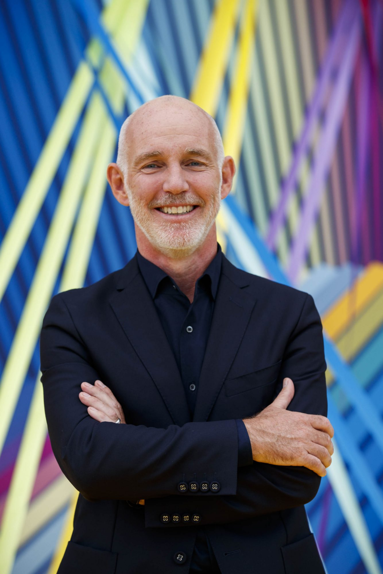 Ray D'Arcy pictured as RTÉ today announced a slate of new impactful Irish programming, star signings and a strong focus on climate as part of its upcoming new season. Picture: Andres Poveda