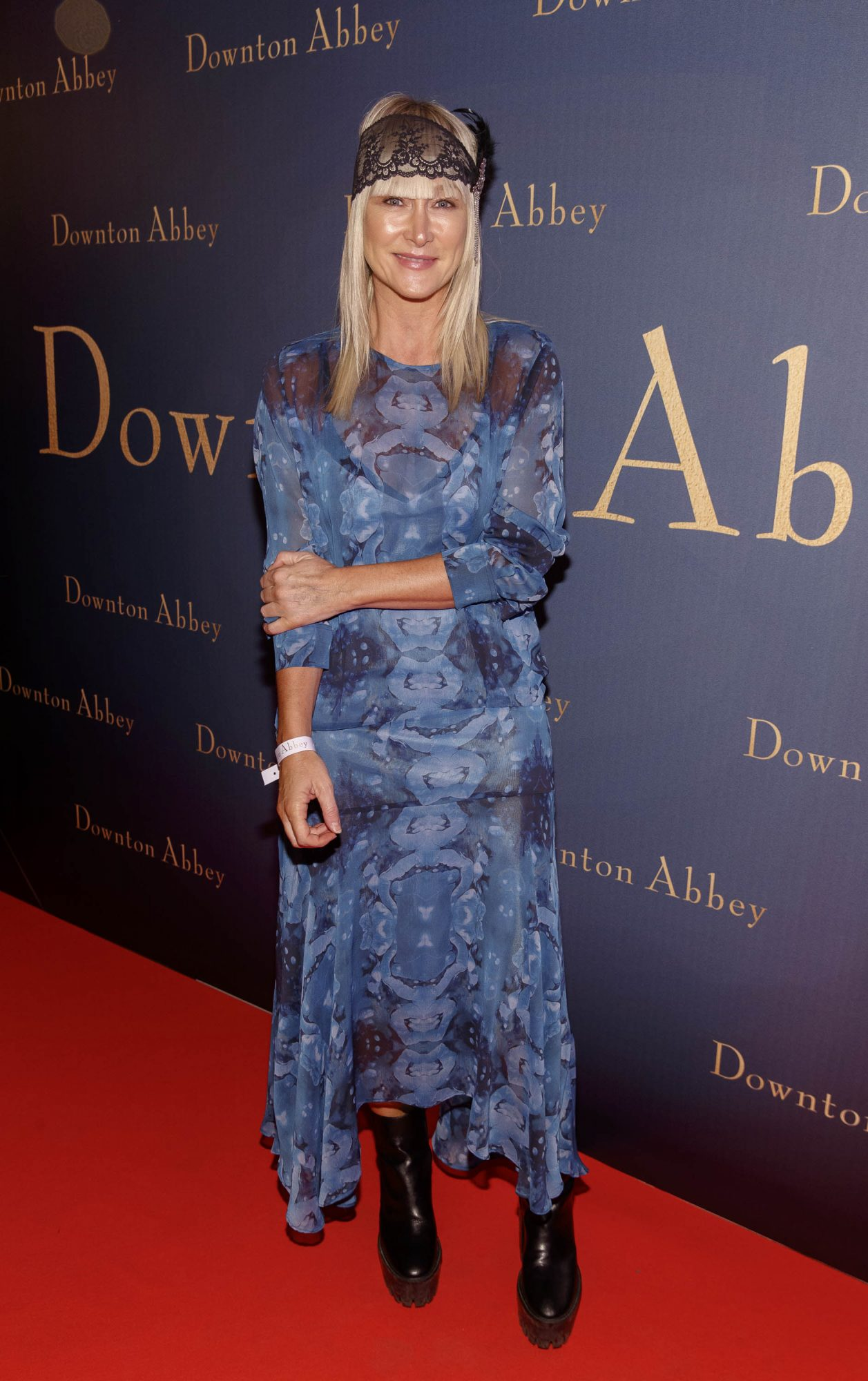 Helen Steele pictured at the Universal Pictures Irish premiere screening of DOWNTON ABBEY at The Stella Theatre, Rathmines. Releasing in cinemas across Ireland from this Friday September 13th, starring the original cast, the worldwide phenomenon DOWNTON ABBEY, becomes a grand motion picture event. Picture Andres Poveda