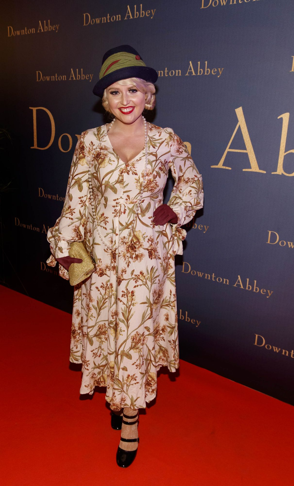 Laura Mullett pictured at the Universal Pictures Irish premiere screening of DOWNTON ABBEY at The Stella Theatre, Rathmines. Releasing in cinemas across Ireland from this Friday September 13th, starring the original cast, the worldwide phenomenon DOWNTON ABBEY, becomes a grand motion picture event. Picture Andres Poveda