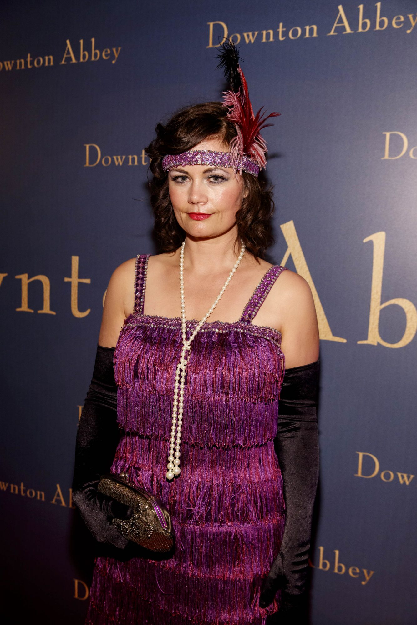 Rachel Pilkington pictured at the Universal Pictures Irish premiere screening of DOWNTON ABBEY at The Stella Theatre, Rathmines. Releasing in cinemas across Ireland from this Friday September 13th, starring the original cast, the worldwide phenomenon DOWNTON ABBEY, becomes a grand motion picture event. Picture Andres Poveda