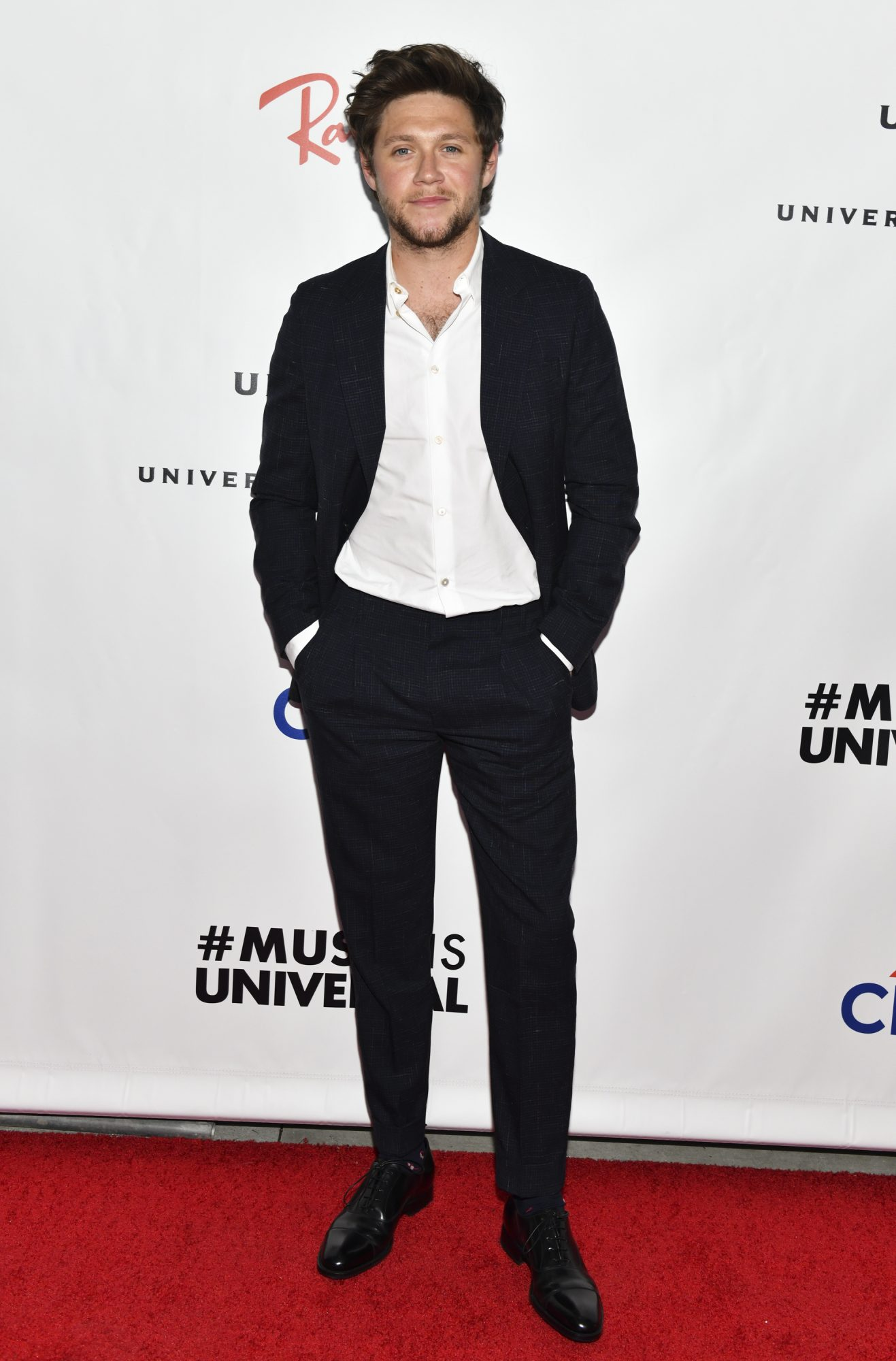 LOS ANGELES, CALIFORNIA - FEBRUARY 10: Niall Horan attends the Universal Music Group's 2019 After Party To Celebrate The GRAMMYs at ROW DTLA on February 10, 2019 in Los Angeles, California. (Photo by Rodin Eckenroth/Getty Images)