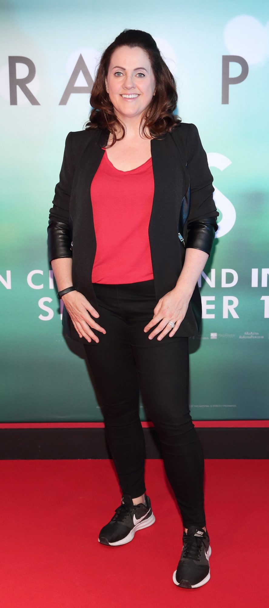 Ruth Scott at the special preview screening of Ad Astra at Cineworld, Dublin. Pic: Brian McEvoy Photography