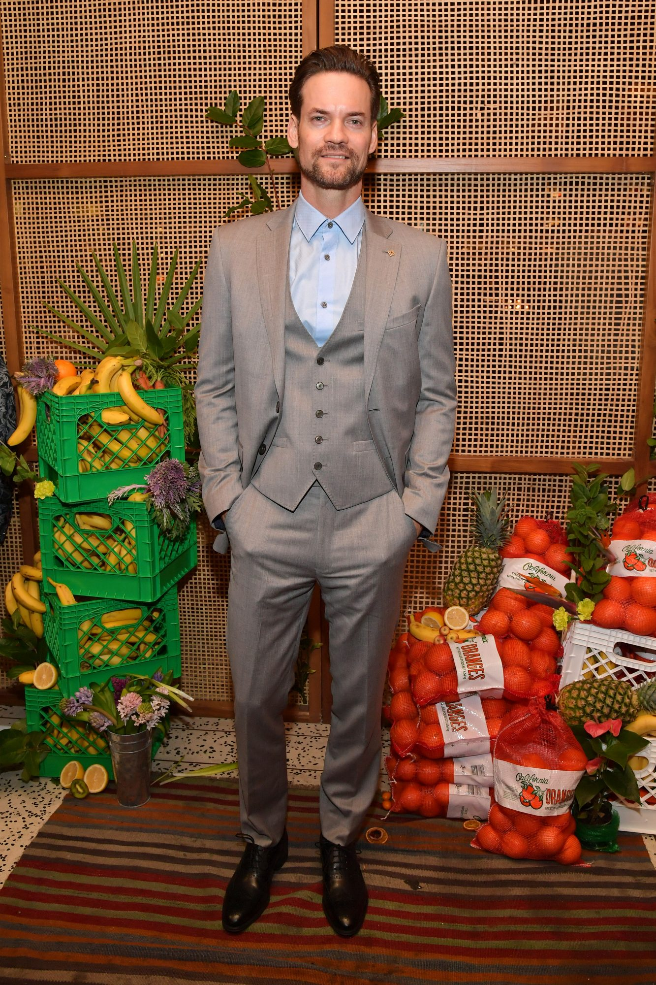 SANTA MONICA, CALIFORNIA - MARCH 20: Shane West attends the Ted Baker London SS'19 Launch Event at Elephante on March 20, 2019 in Santa Monica, California. (Photo by Amy Sussman/Getty Images for Ted Baker London)
