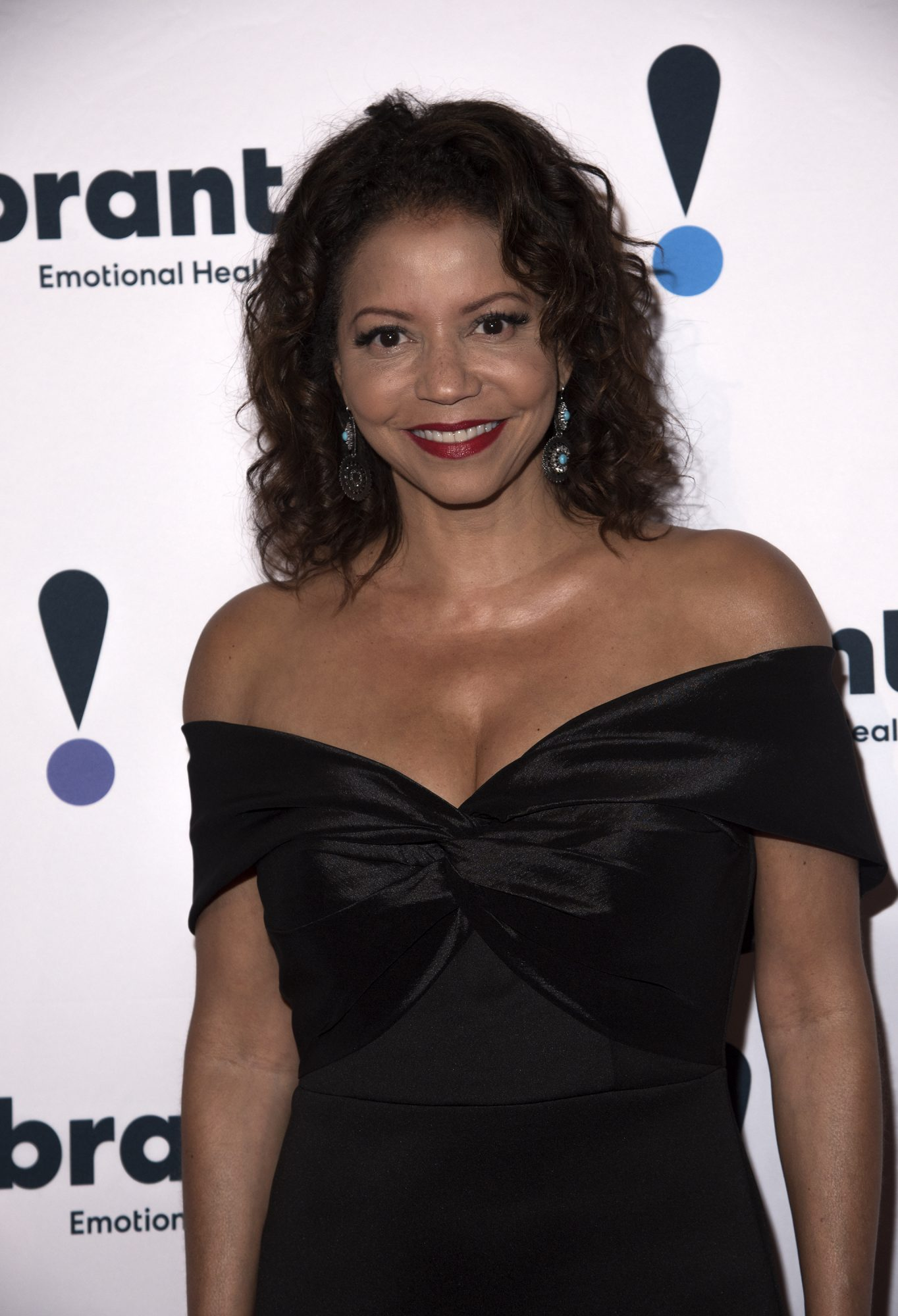 NEW YORK, NY - MAY 20:  Gloria Reuben attends the 27th Annual Gala Share.Connect.Heal hosted by Vibrant Emotional Health at Cipriani 25 Broadway on May 20, 2019 in New York City.  (Photo by Debra L Rothenberg/Getty Images)