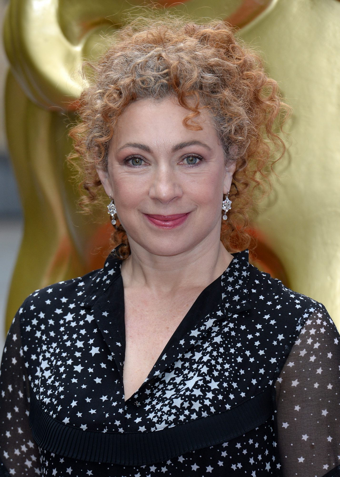 LONDON, ENGLAND - APRIL 28: Alex Kingston attends the British Academy Television Craft Awards at The Brewery on April 28, 2019 in London, England. (Photo by Eamonn M. McCormack/Getty Images)