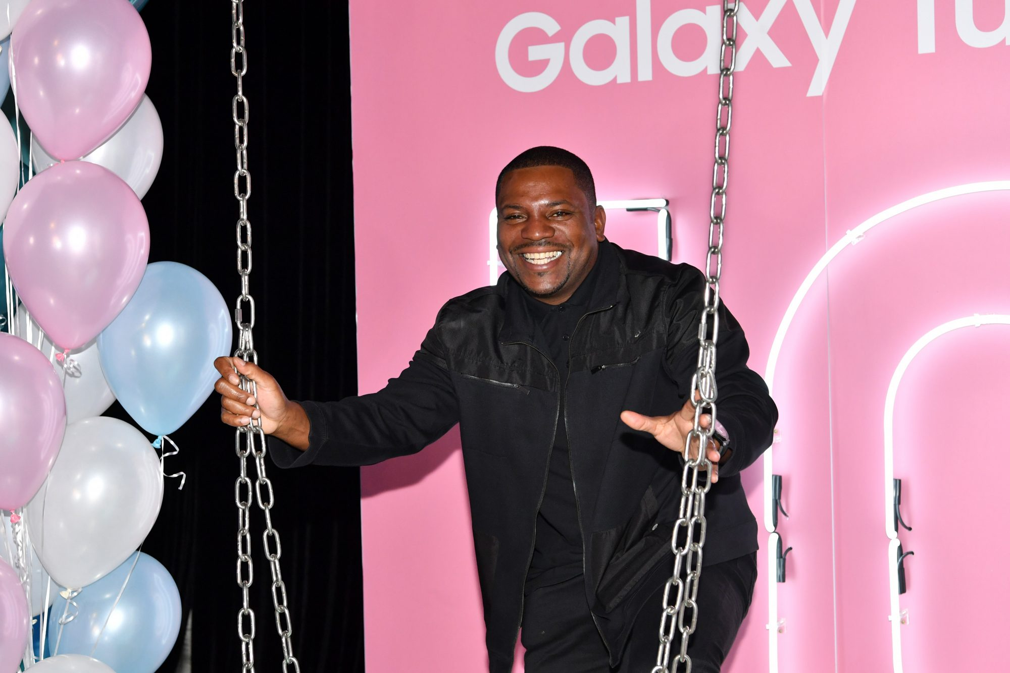 LOS ANGELES, CALIFORNIA - JUNE 18:  Mekhi Phifer attends Samsung's Galaxy Day Los Angeles Celebration at Goya Studios on June 18, 2019 in Los Angeles, California. (Photo by Emma McIntyre/Getty Images for Samsung)