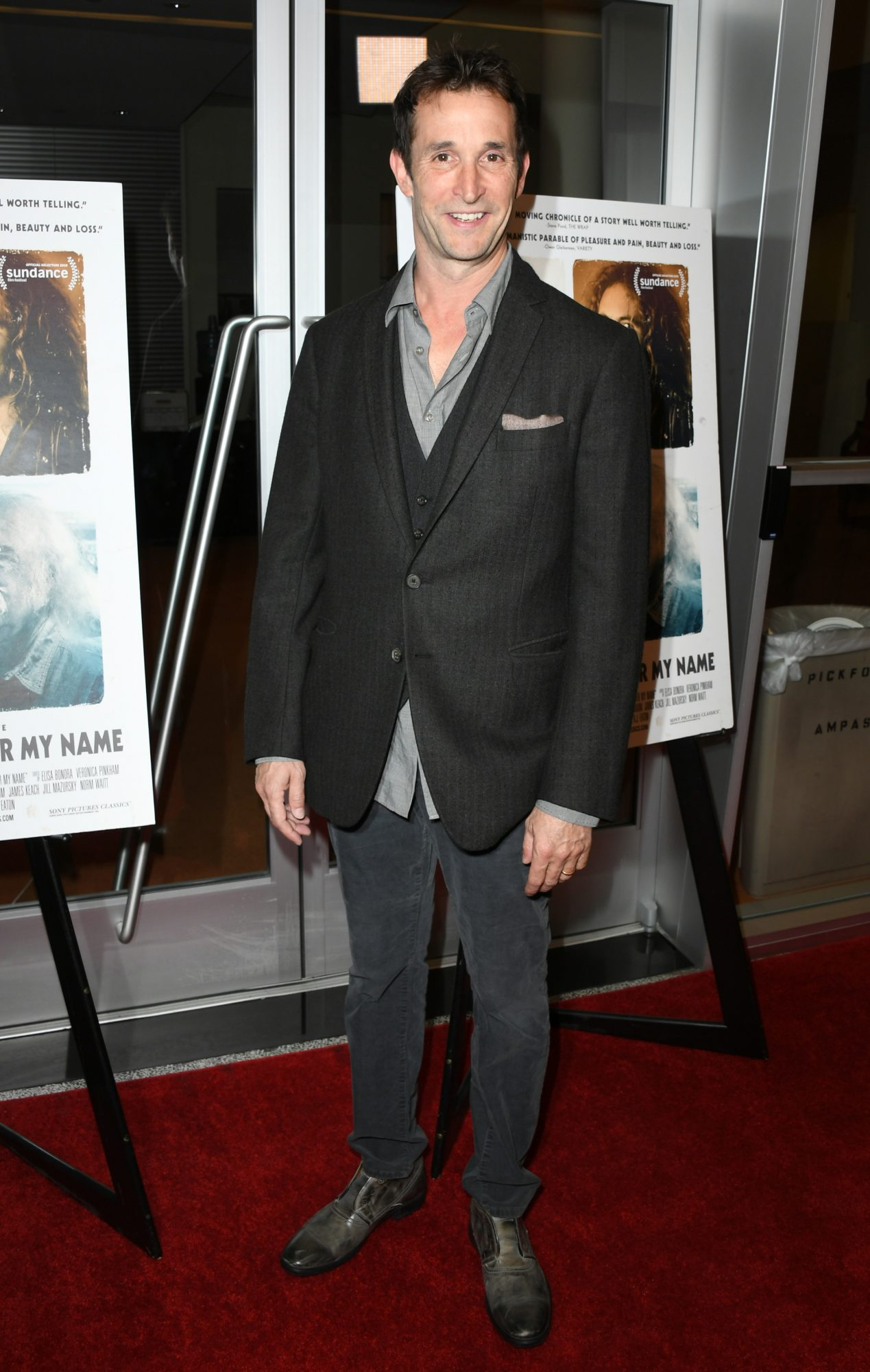 """LOS ANGELES, CALIFORNIA - JULY 18:  Noah Wyle attends the Premiere Of Sony Pictures Classic's """"David Crosby: Remember My Name"""" at Linwood Dunn Theater on July 18, 2019 in Los Angeles, California. (Photo by Jon Kopaloff/Getty Images)"""