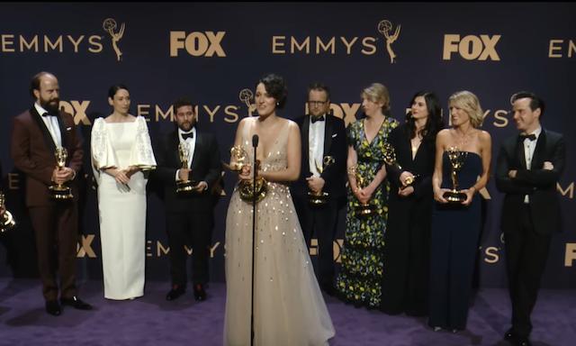 Emmys Fleabag Chernobyl Winners 2019