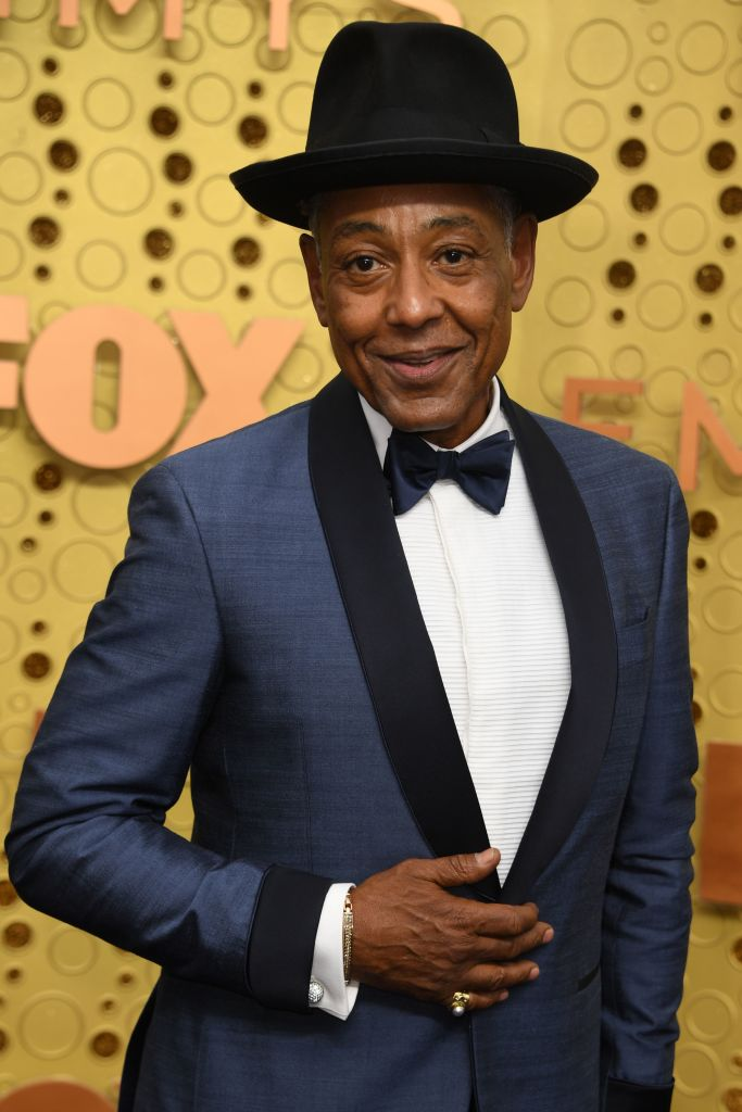 US actor Giancarlo Esposito arrives for the 71st Emmy Awards at the Microsoft Theatre in Los Angeles on September 22, 2019. (Photo: VALERIE MACON/AFP/Getty Images)