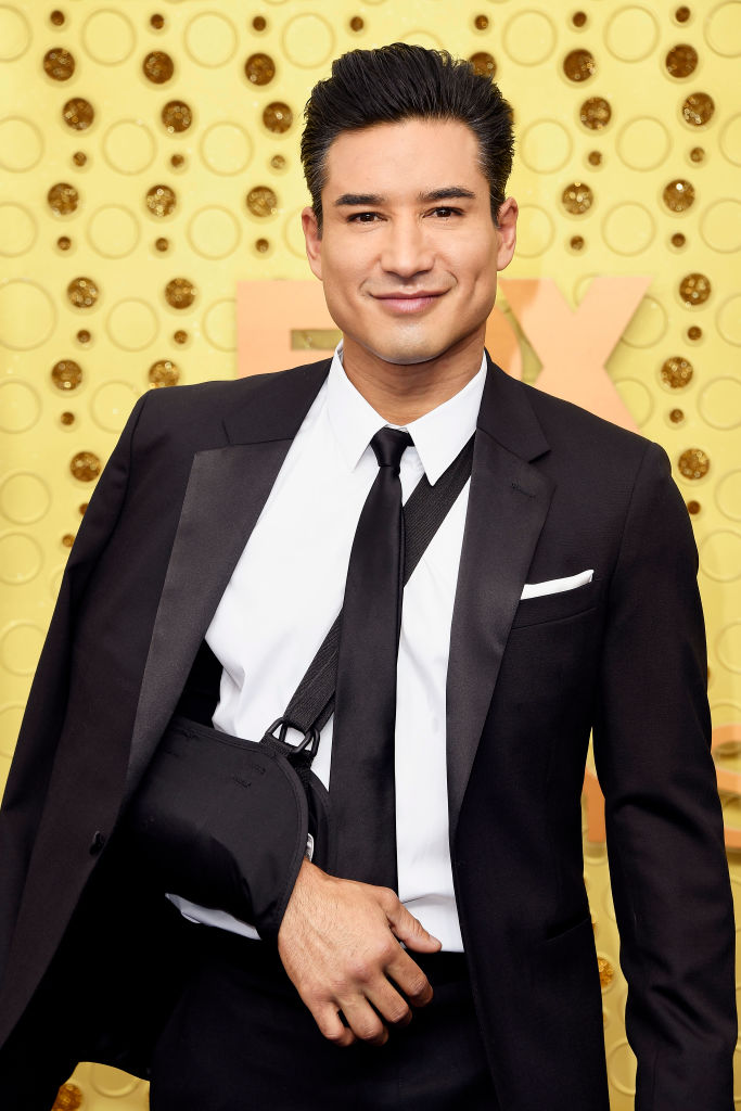 Mario Lopez attends the 71st Emmy Awards at Microsoft Theater on September 22, 2019 in Los Angeles, California. (Photo by Frazer Harrison/Getty Images)
