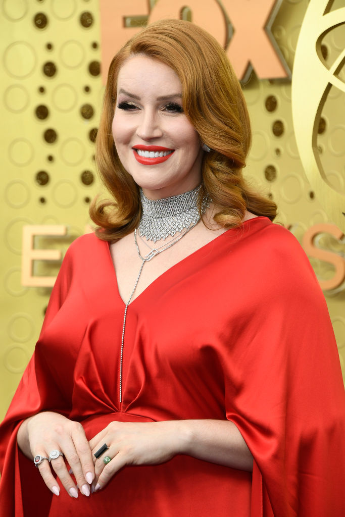 Our Lady J attends the 71st Emmy Awards at Microsoft Theater on September 22, 2019 in Los Angeles, California. (Photo by Frazer Harrison/Getty Images)