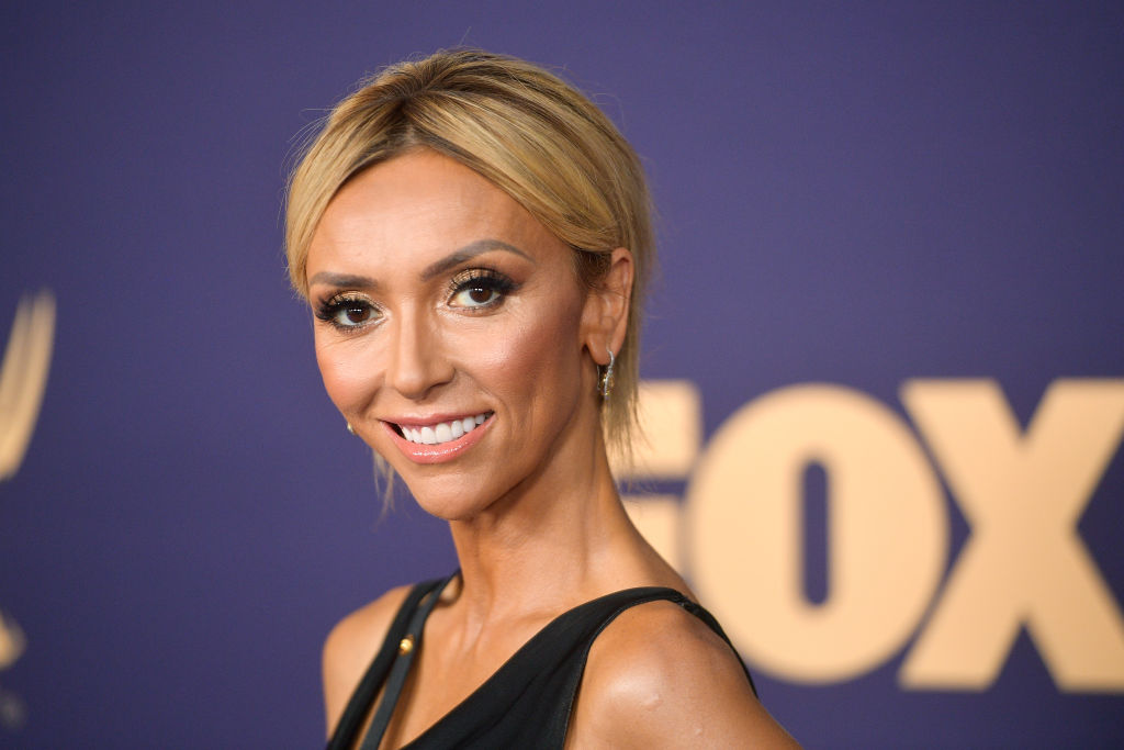 Giuliana Rancic attends the 71st Emmy Awards at Microsoft Theater on September 22, 2019 in Los Angeles, California. (Photo by Matt Winkelmeyer/Getty Images)