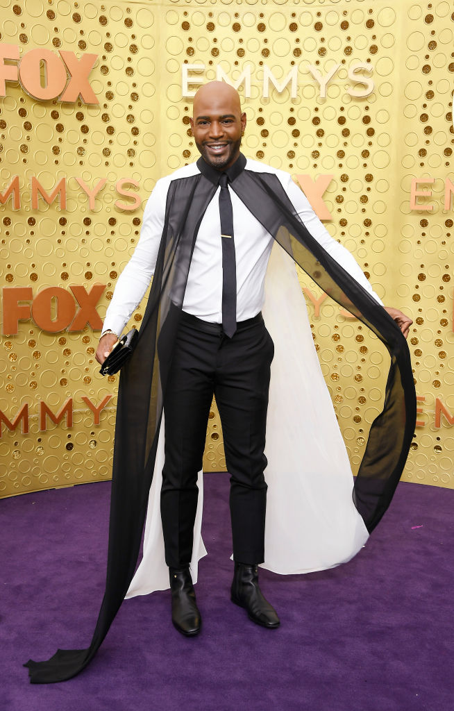 Karamo Brown attends the 71st Emmy Awards at Microsoft Theater on September 22, 2019 in Los Angeles, California. (Photo by Frazer Harrison/Getty Images)