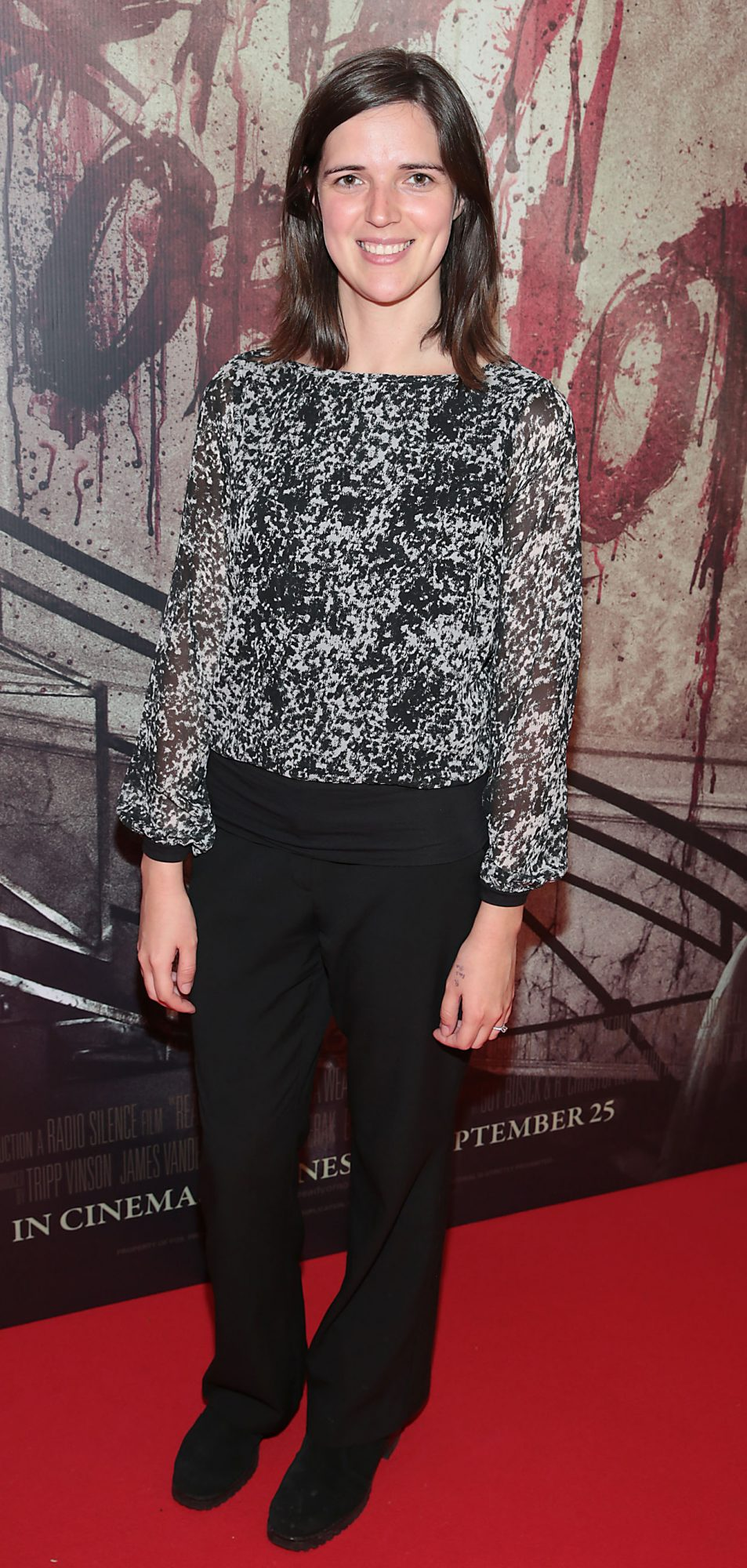 Deirdre Molumby pictured at the special preview screening of Ready or Not at the Lighthouse Cinema, Dublin. Pic: Brian McEvoy