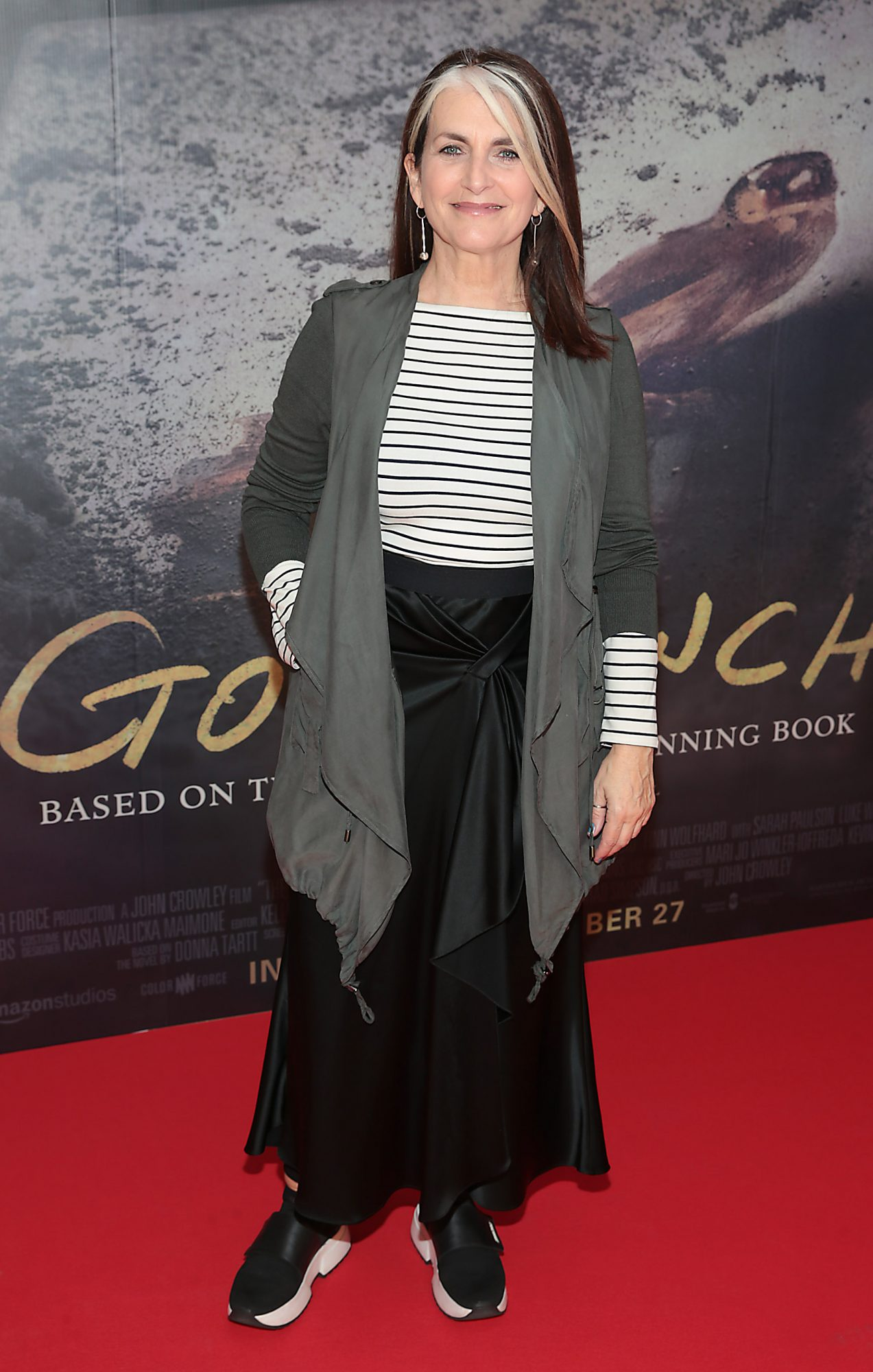 Cathy O Connor pictured at the Irish Premiere screening of The Goldfinch at the Lighthouse Cinema, Dublin.  Picture: Brian McEvoy.