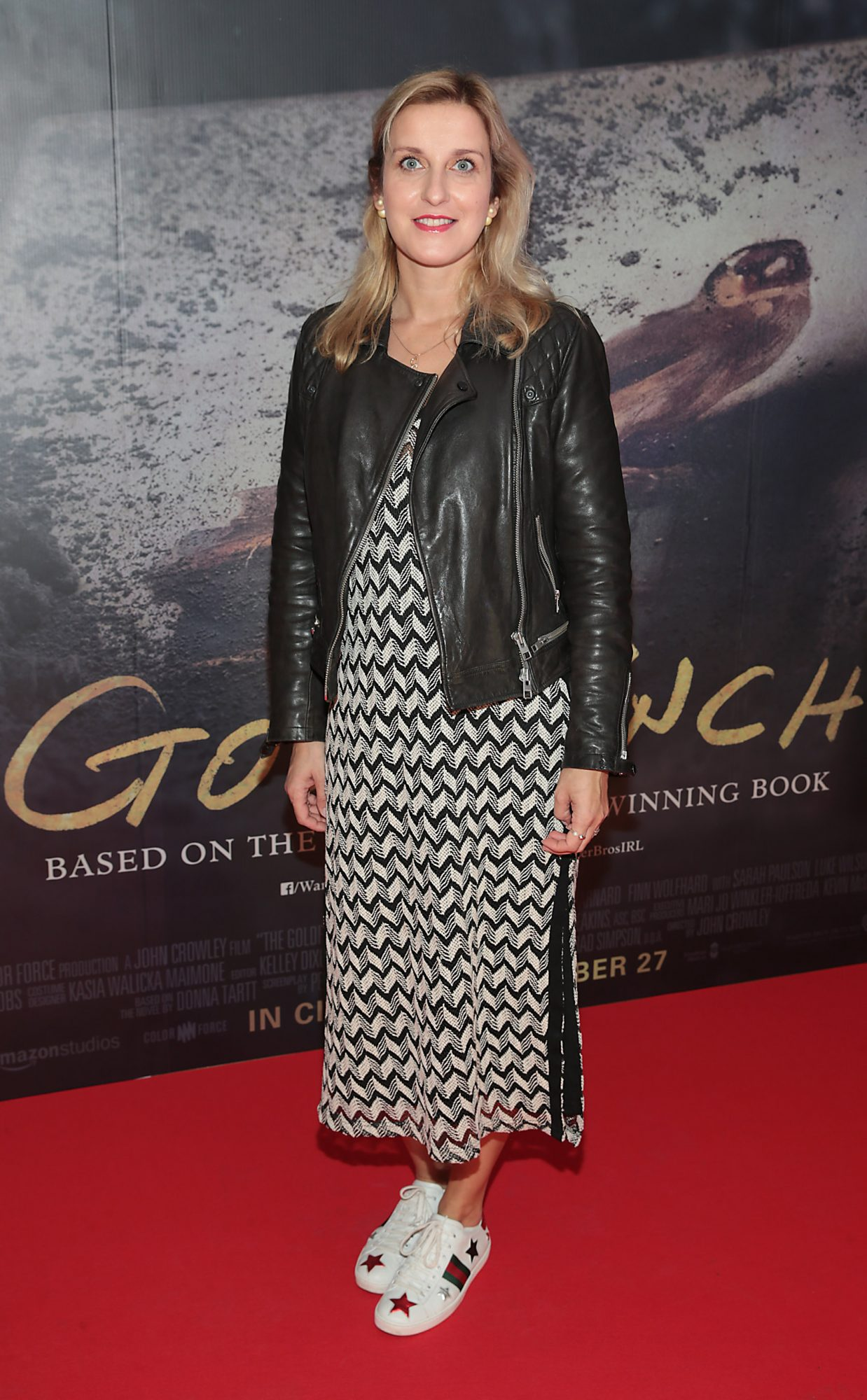 Renata Dambrawskite  pictured at the Irish Premiere screening of The Goldfinch at the Lighthouse Cinema, Dublin.  Picture: Brian McEvoy.