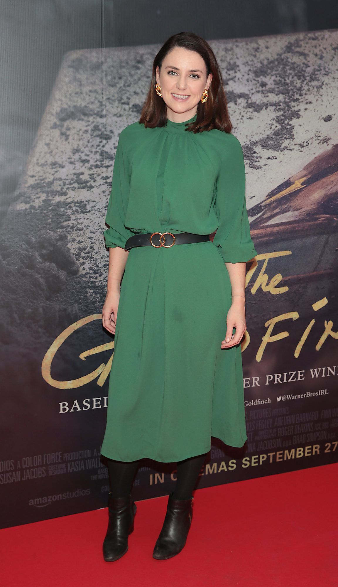 Nicola Barden pictured at the Irish Premiere screening of The Goldfinch at the Lighthouse Cinema, Dublin.  Picture: Brian McEvoy.