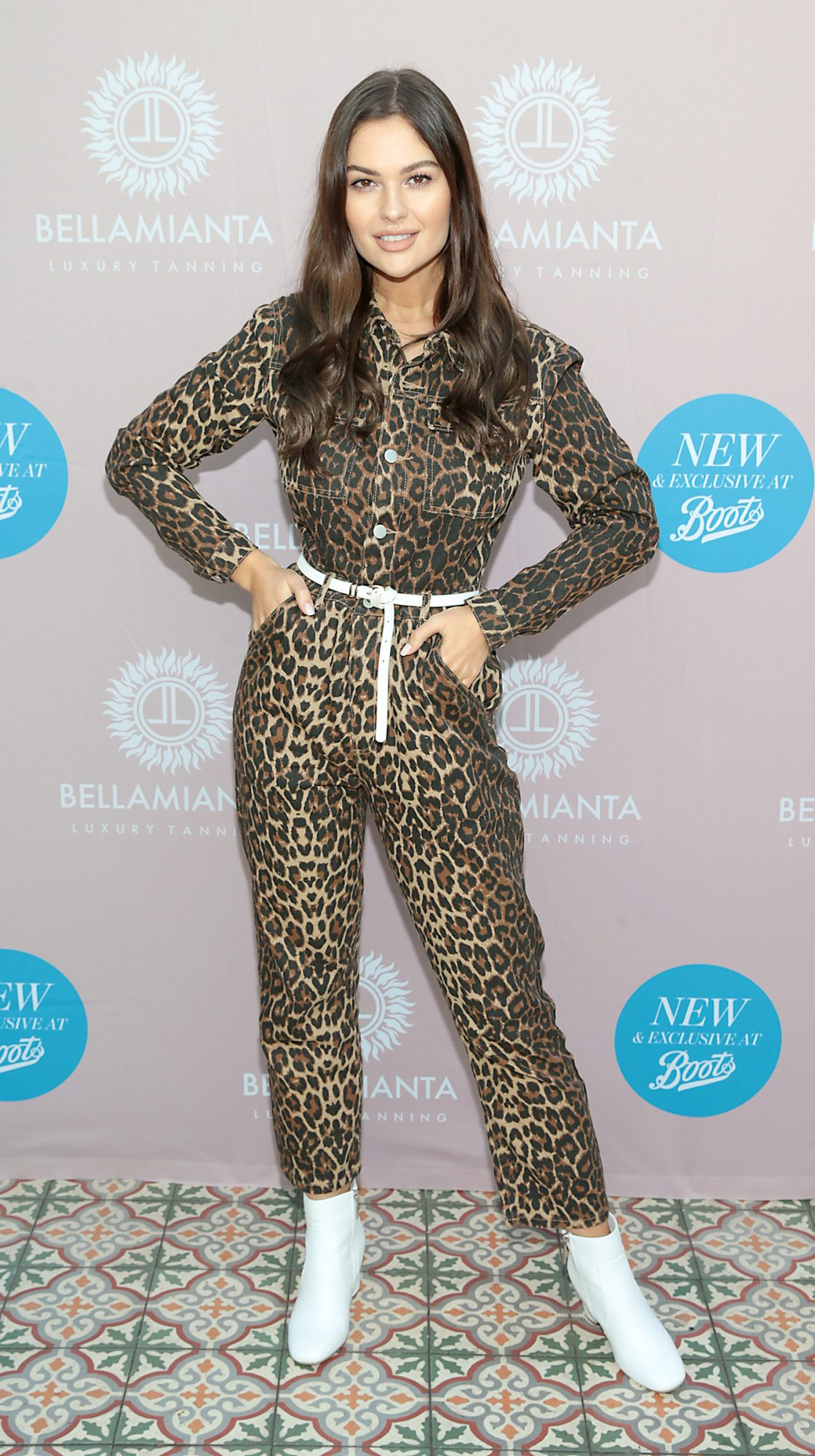 Natalia Petric at the Bellamianta Tan Glow Gorgeous Gift Set launch with Boots at House, Dublin.   Pic: Brian McEvoy.