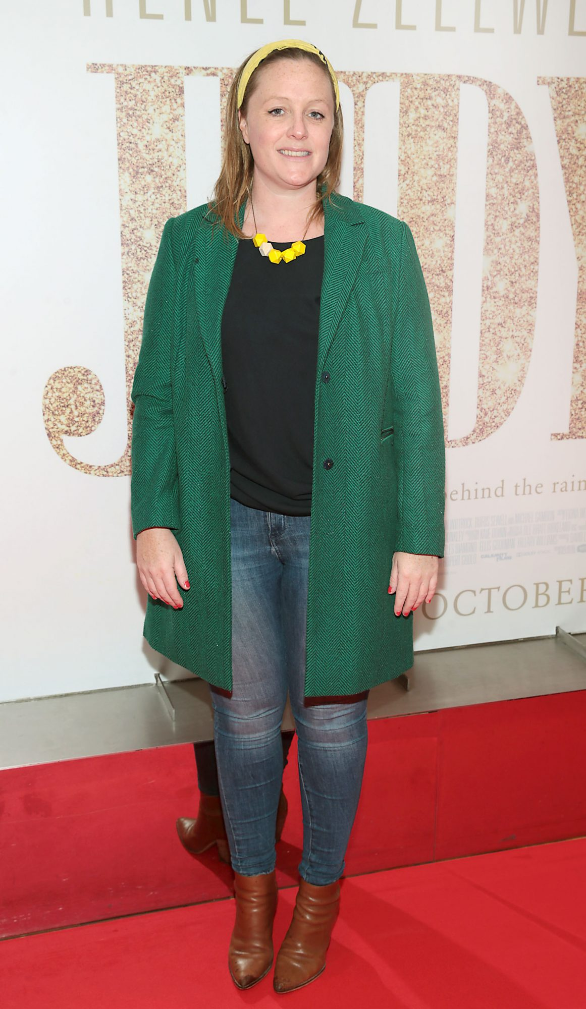 Fiona Swan pictured at the Irish Premiere of Judy at the Lighthouse Cinema, Dublin.  Pic: Brian McEvoy.