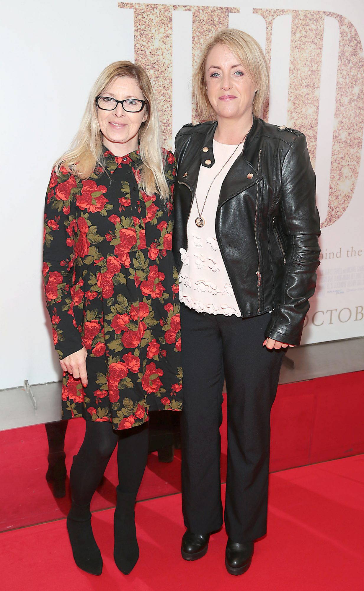 Christine Brannigan and Vera McCormack pictured at the Irish Premiere of Judy at the Lighthouse Cinema, Dublin.  Pic: Brian McEvoy.