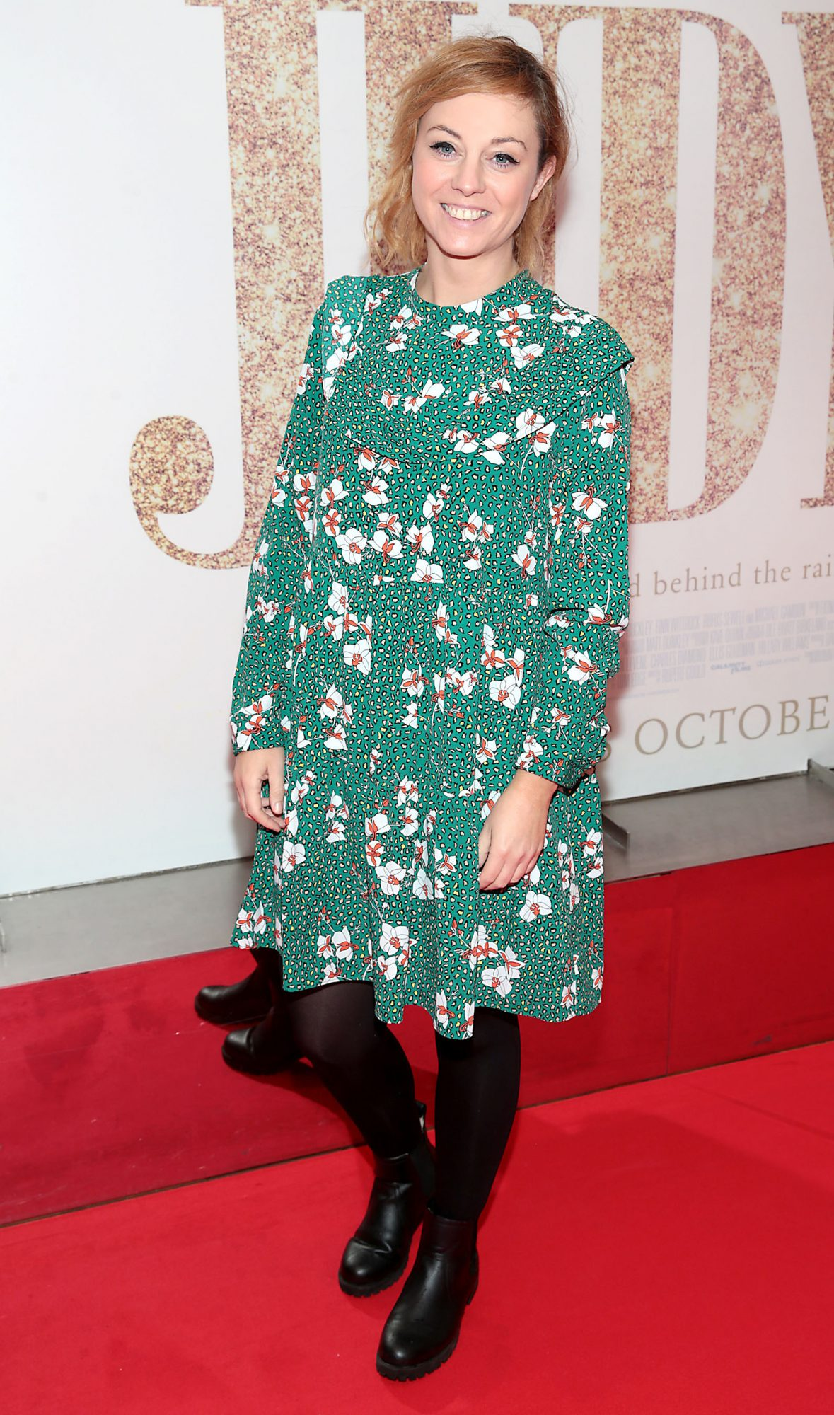 Laura O Donovan pictured at the Irish Premiere of Judy at the Lighthouse Cinema, Dublin.  Pic: Brian McEvoy.