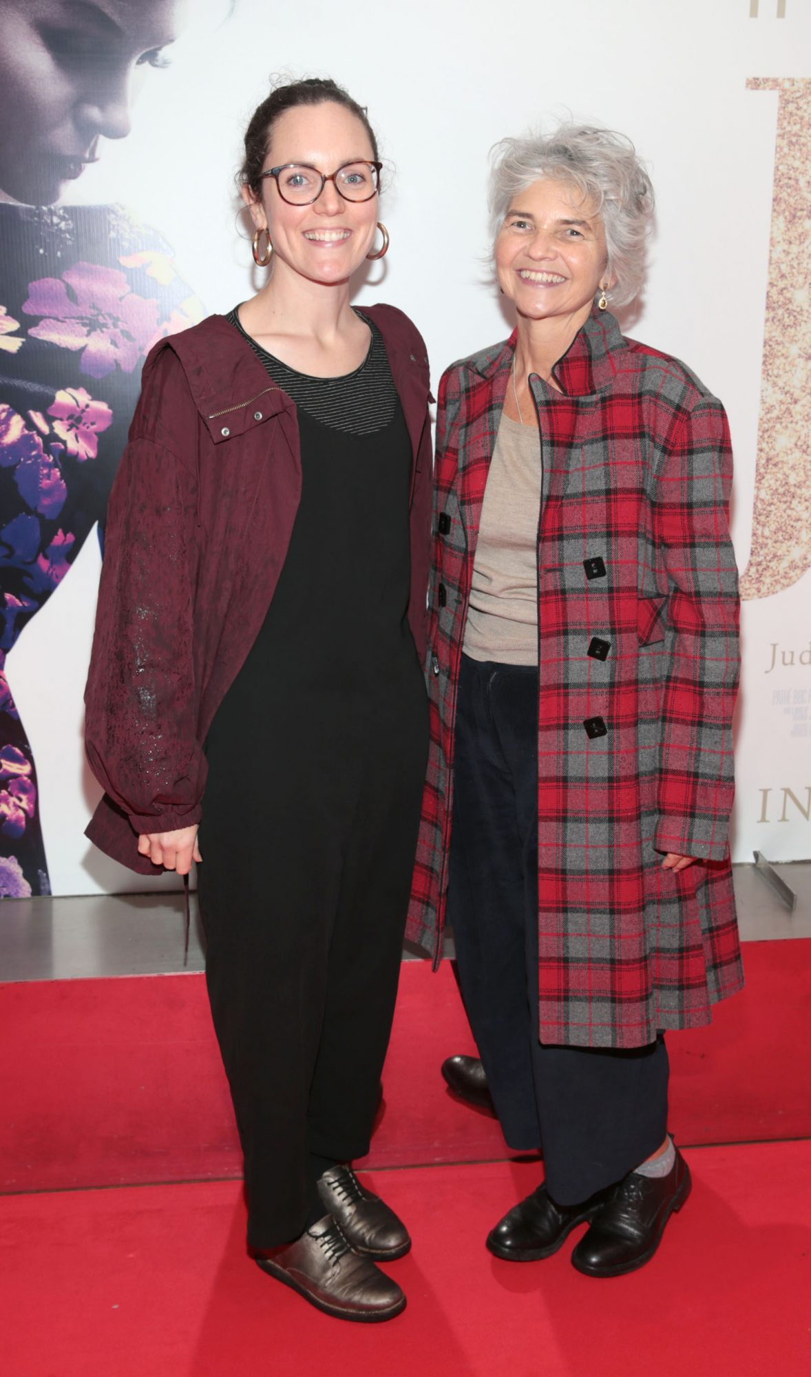 Meadhbh Cooke and Jane Doolan pictured at the Irish Premiere of Judy at the Lighthouse Cinema, Dublin.  Pic: Brian McEvoy.