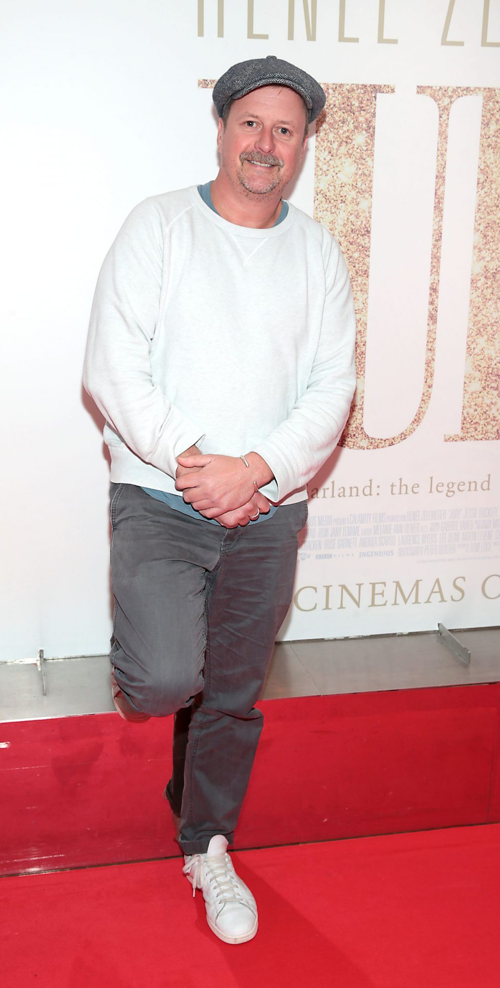 John Butler pictured at the Irish Premiere of Judy at the Lighthouse Cinema, Dublin.  Pic: Brian McEvoy.