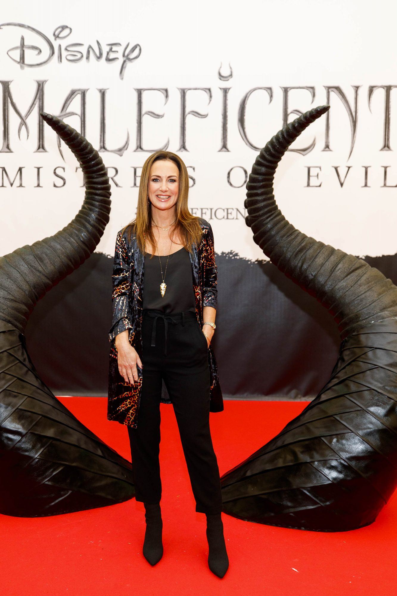 Lorraine Keane pictured at the special family preview screening of Disney's MALEFICENT: MISTRESS OF EVIL, in the Odeon Point Village. Picture Andres Poveda