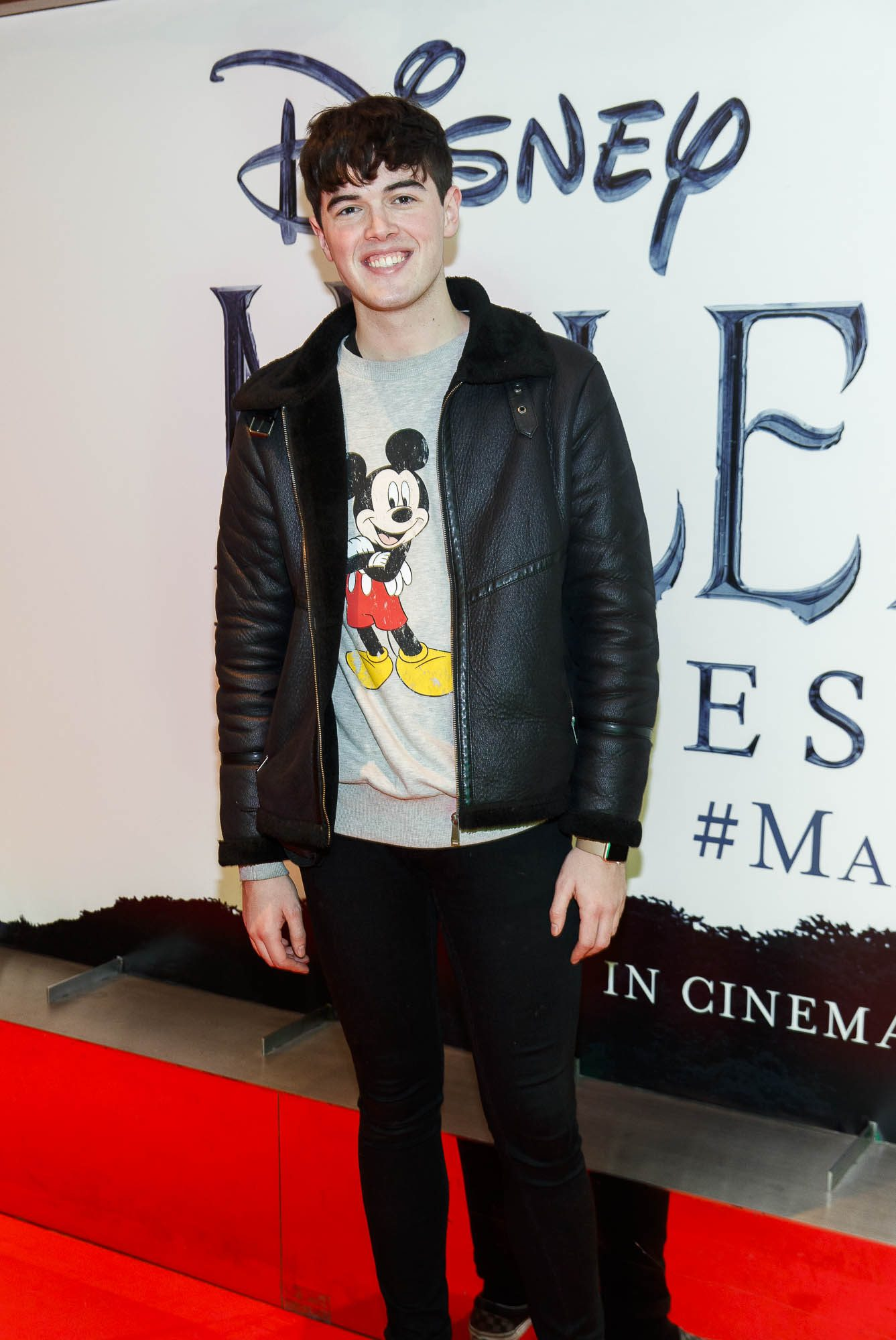 """Jason Kidd pictured a the special preview screening of Disney's """"Maleficent: Mistress of Evil' at the Light House Cinema, Dublin. Picture: Andres Poveda"""