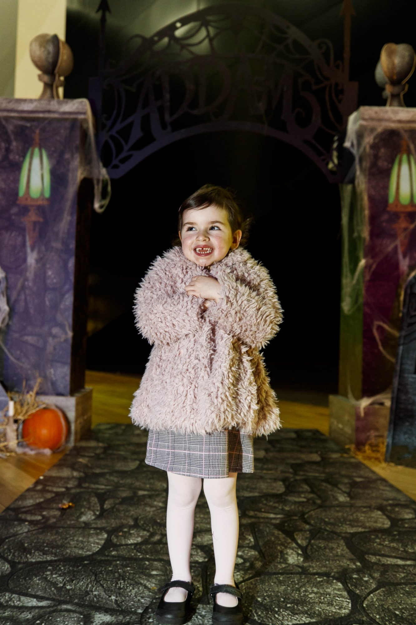 The special preview screening of The Addams Family at the Light House Cinema, Dublin.  Picture: Andres Poveda