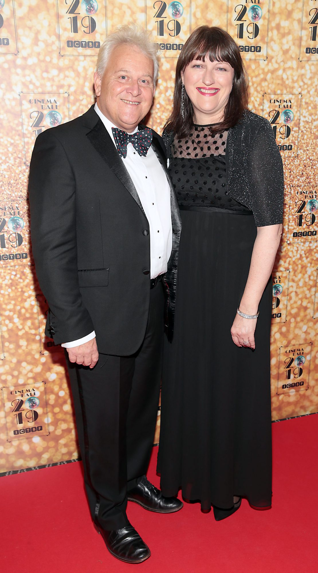 Gerry Heeley pictured at the Irish Cinema Ball 2019 in aid of the Irish Cinematograph Trade Benevolent Fund (ICTBF ) at The Shelbourne Hotel, Dublin This year's theme was the iconic 'Studio 54'. Pic: Brian McEvoy.