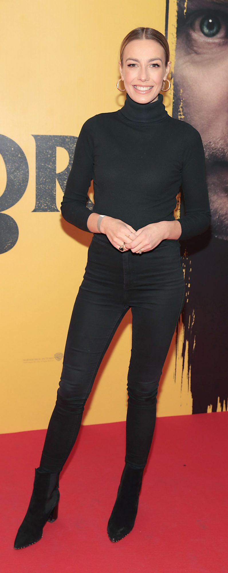 Blathnaid Treacy at the special preview screening of Doctor Sleep at the Light House Cinema, Dublin. Pic: Brian McEvoy.