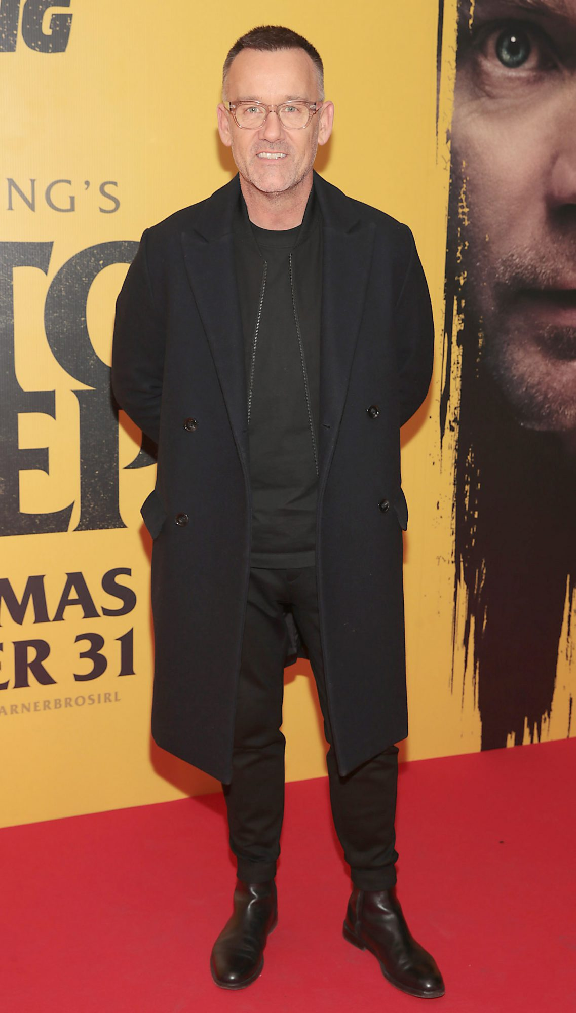 Brendan Courtney at the special preview screening of Doctor Sleep at the Light House Cinema, Dublin. Pic: Brian McEvoy.