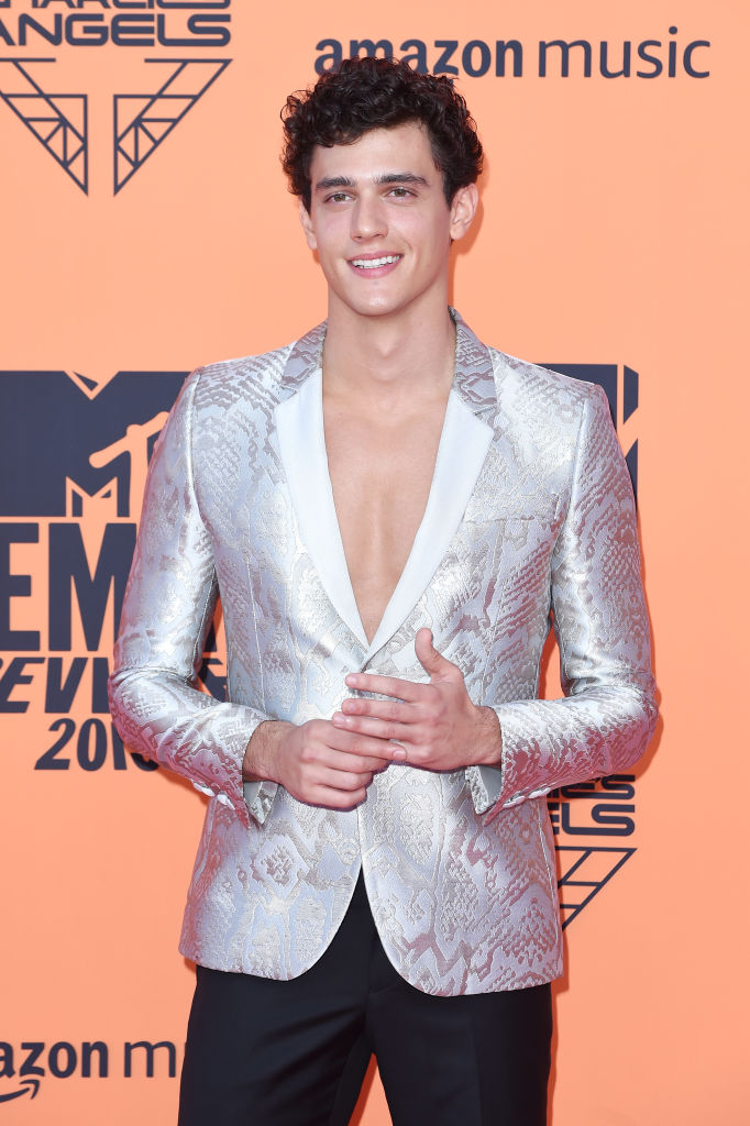Xavier Serrano attends the MTV EMAs 2019 at FIBES Conference and Exhibition Centre on November 03, 2019 in Seville, Spain. (Photo by Kate Green/Getty Images for MTV)