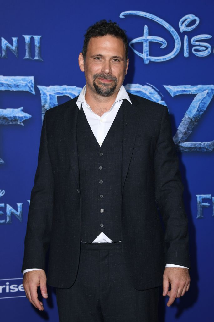 "US actor Jeremy Sisto arrives for Disney's World Premiere of ""Frozen 2"" at the Dolby theatre in Hollywood on November 7, 2019.(Photo by VALERIE MACON/AFP via Getty Images)"