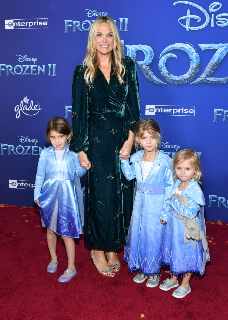 "Molly Sims attends the premiere of Disney's ""Frozen 2"" at Dolby Theatre on November 07, 2019 in Hollywood, California. (Photo by Amy Sussman/Getty Images)"