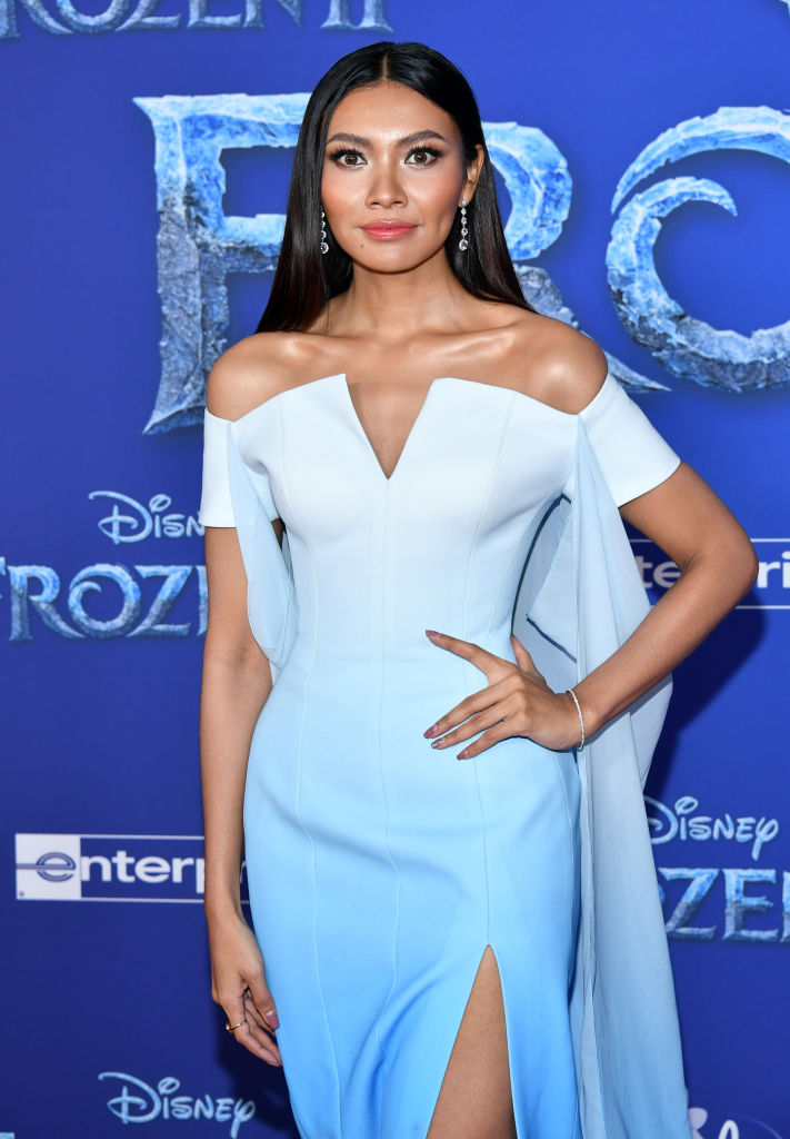 "Wichayanee Piaklin attends the premiere of Disney's ""Frozen 2"" at Dolby Theatre on November 07, 2019 in Hollywood, California. (Photo by Amy Sussman/Getty Images)"