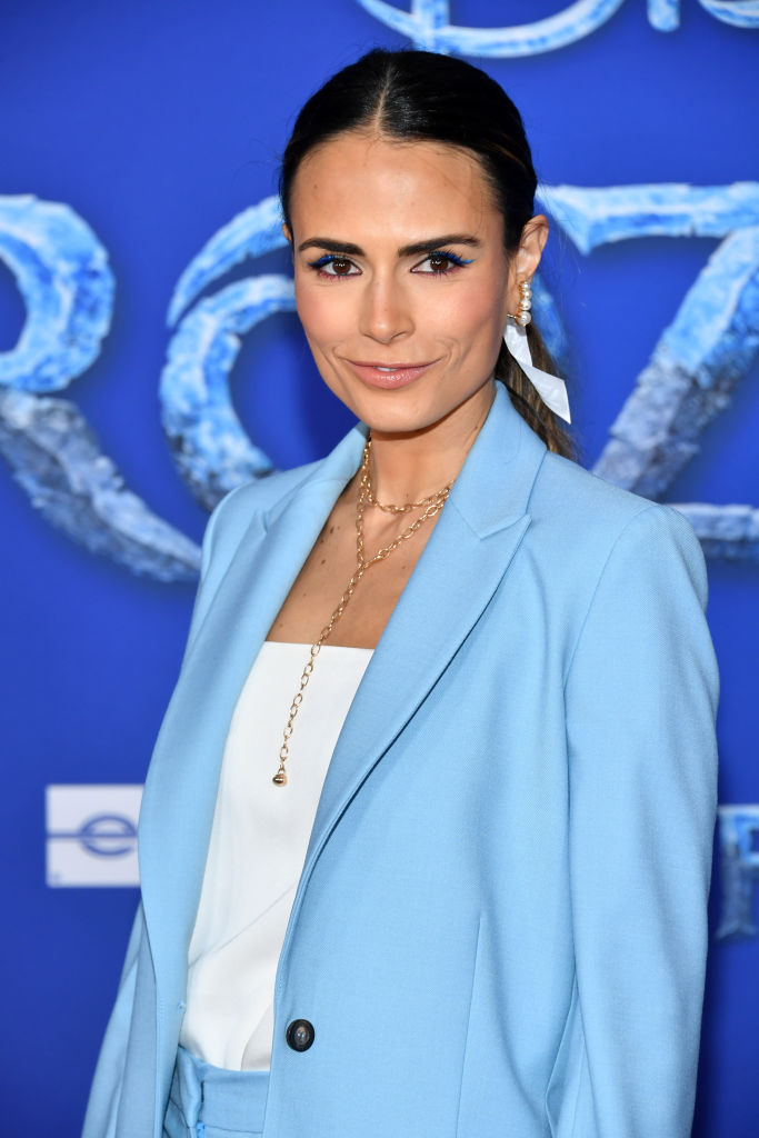 "Jordana Brewster attends the premiere of Disney's ""Frozen 2"" at Dolby Theatre on November 07, 2019 in Hollywood, California. (Photo by Amy Sussman/Getty Images)"