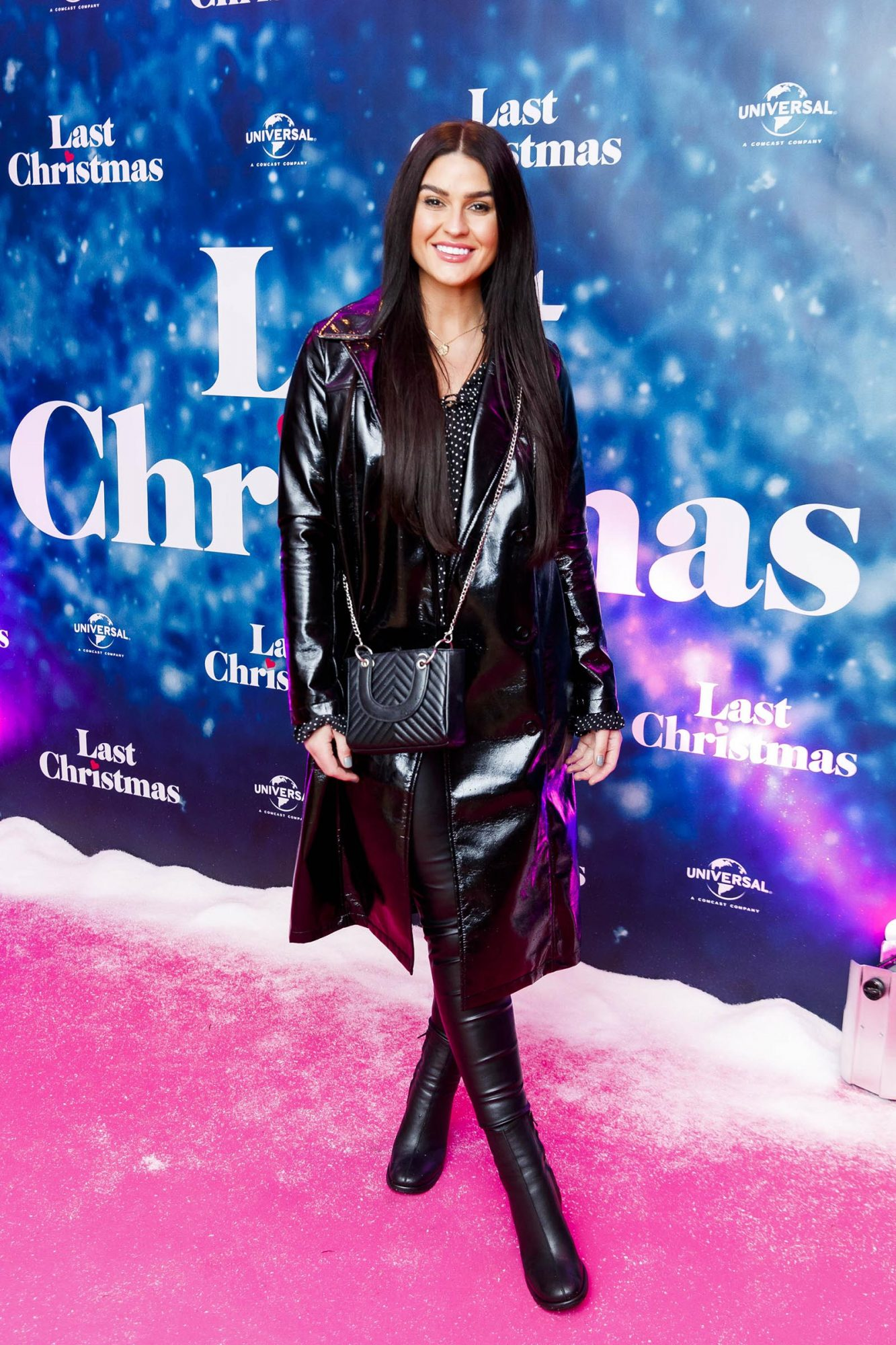 Lynn Kelly  pictured at the Universal Pictures Irish premiere screening of Last Christmas at the Light House Cinema, Dublin.  Picture: Andres Poveda