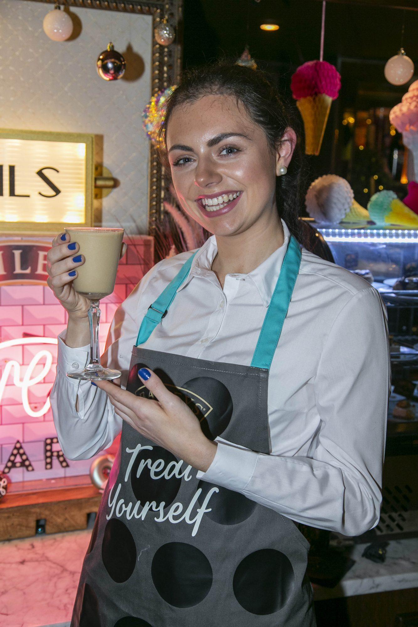 Baileys Treat Bar at Café en Seine