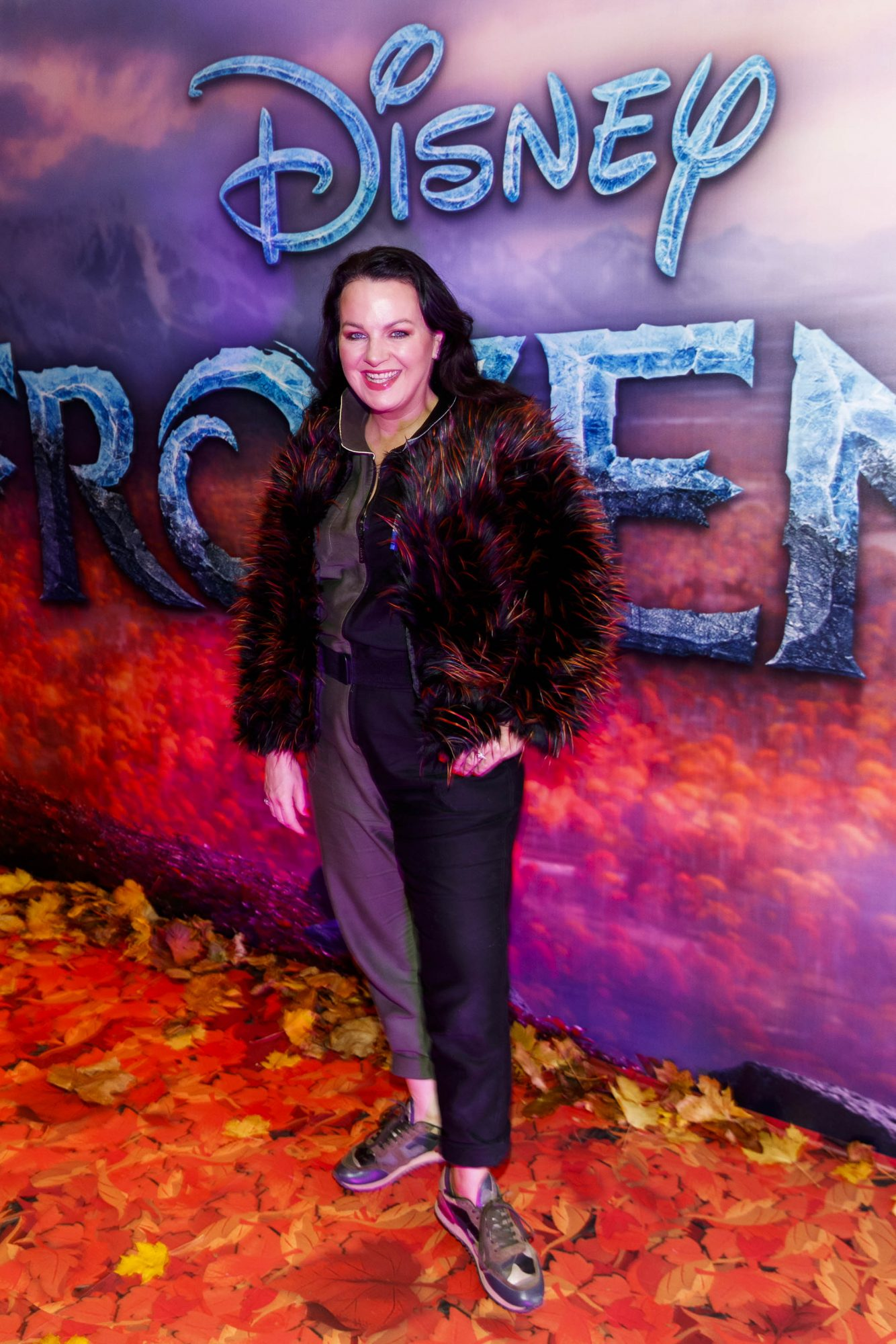"""Triona McCarthy pictured at the special preview screening of Disney's """"Frozen 2"""" at the Light House Cinema, Dublin.  Picture Andres Poveda"""
