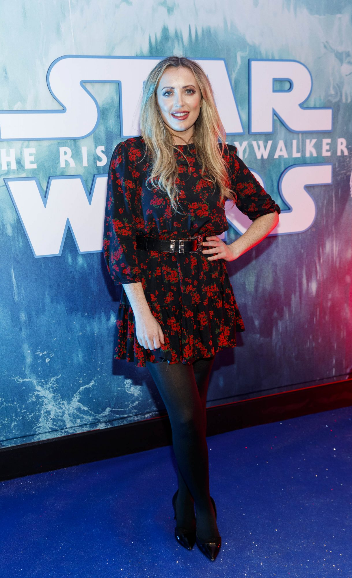 AJ Fitzsimmons pictured at the Irish premiere screening of Star Wars: The Rise of Skywalker at Cineworld, Dublin. Picture: Andres Poveda