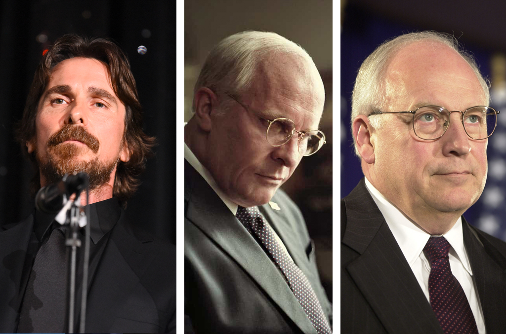 Christian Bale - Vice - Dick Cheney