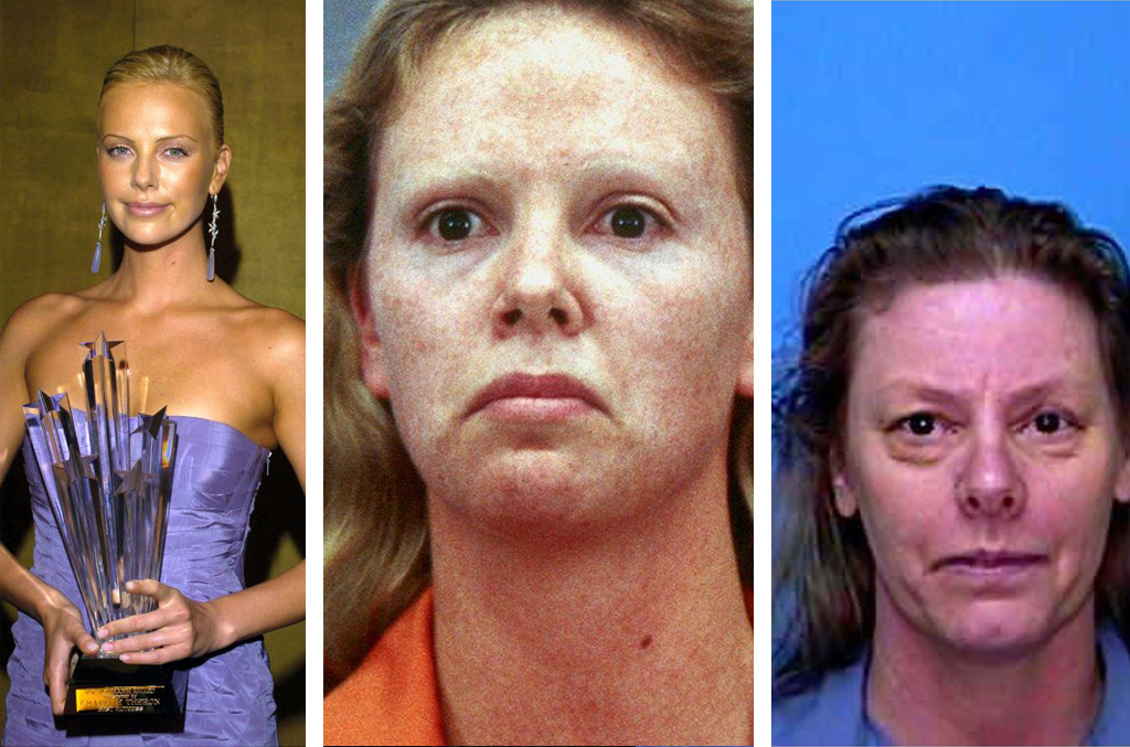 Charlize Theron - Monster - Aileen Wuornos