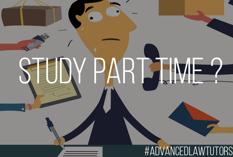 part time law study