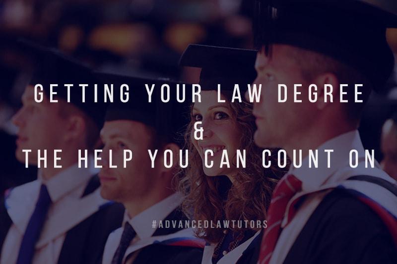 law degree help