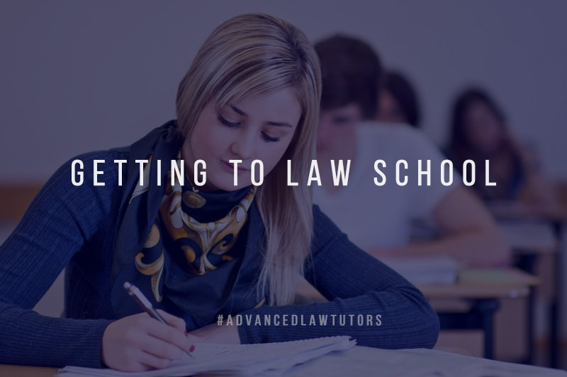 Getting in to Law School