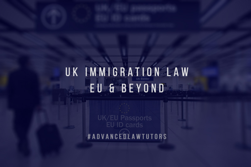 UK immigration law