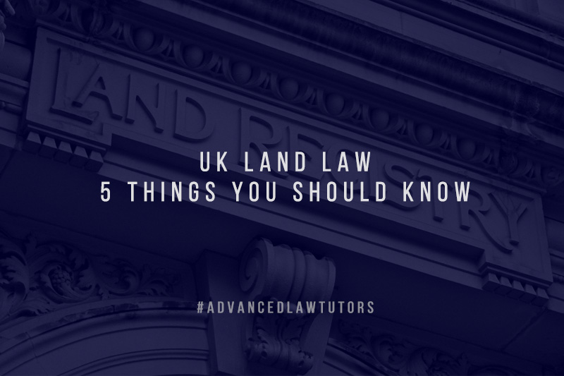 uk land law