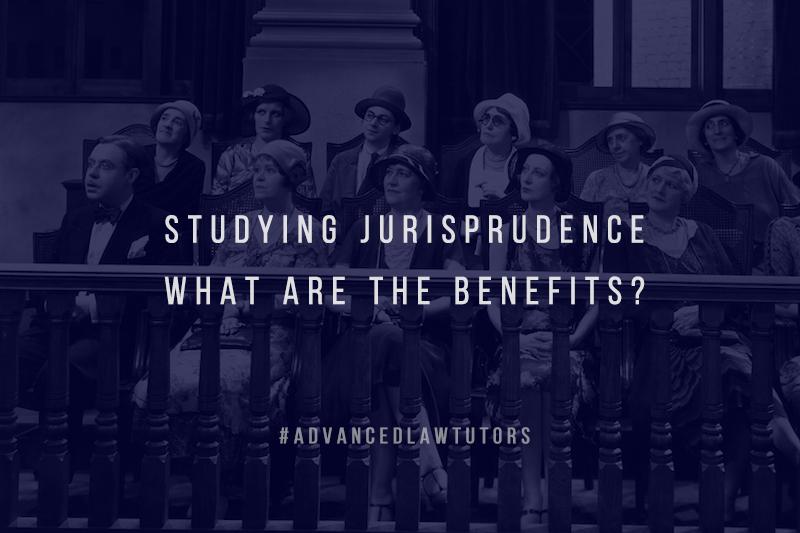 studying jurisprudence